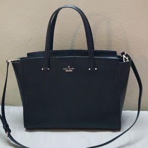 NWT Kate spade black bag